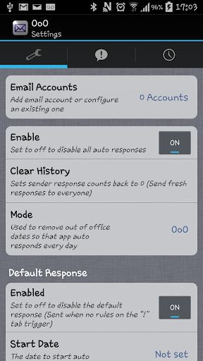 Email AutoReply OoO Lite