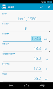 peso Free - Diet Assistant- screenshot thumbnail
