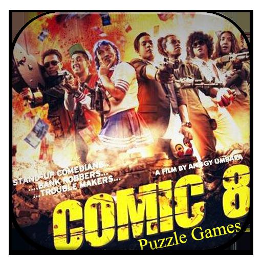 Comic 8 Fans Puzzle