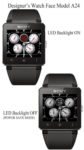 A24 WatchFace for SmartWatch2