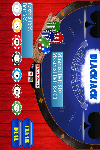 BlackJack Dim - screenshot