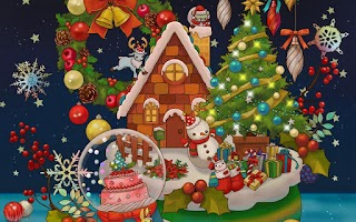 Screenshot of Christmas Decorations [FL.ver]