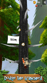 Nuts!: Infinite Forest Run Screenshot 3