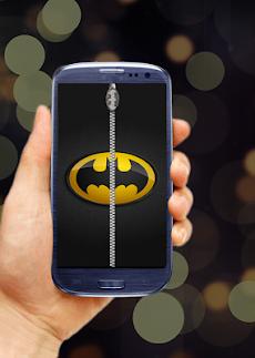 バットマンジッパーロック画面のおすすめ画像5