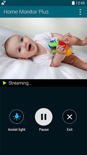 삼성 홈 모니터 +