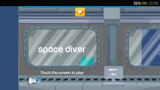 玩免費冒險APP 下載Space Diver app不用錢 硬是要APP
