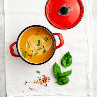 """creamy"" Sundried Tomato Soup"
