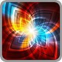 Abstract live wallpaper 3 icon