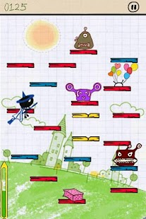 (Free)Doodle Jump Now!!! - screenshot thumbnail