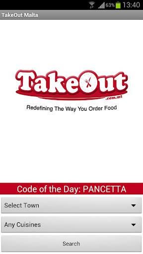 TakeOut.com.mt Malta