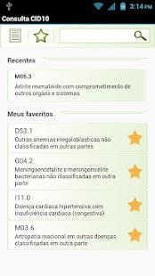 Consulta CID10 Pro- screenshot thumbnail
