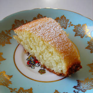 Olive Oil Citrus Cake.