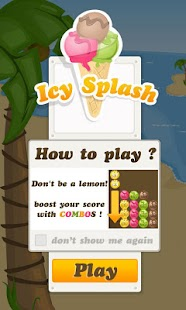 Icy Splash - lite - screenshot thumbnail