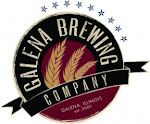 Logo for Galena Brewing Company