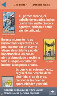 Tarot Gratis - screenshot thumbnail