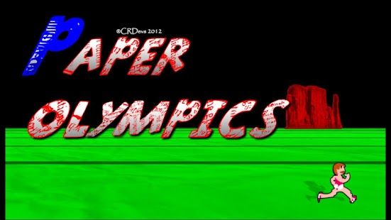 Paper Olympiks FREE