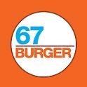 67 Burger Flatbush icon