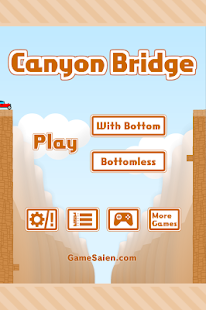 Canyon Bridge- screenshot thumbnail