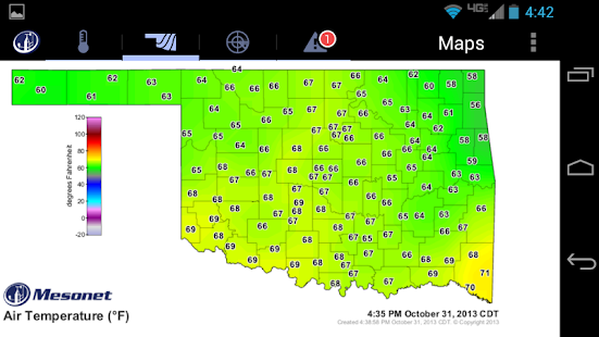 Mesonet- screenshot thumbnail