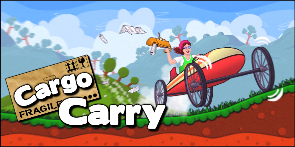 Cargo Carry Racing- screenshot