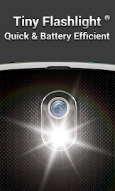 Tiny Flashlight + LED Screenshot 1