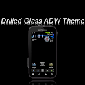 Drilled Glass ADW Theme logo