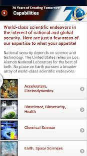 LANL App- screenshot thumbnail