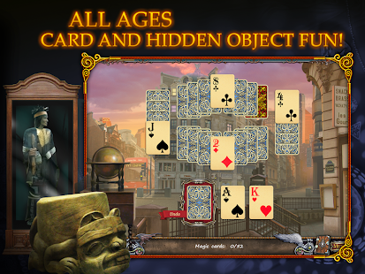 Solitaire Mystery HD (Full)- screenshot thumbnail
