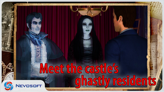 Vampireville Lite: seek & find- screenshot thumbnail
