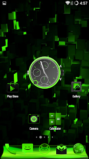 PoisonGreen Icon Pack- screenshot thumbnail