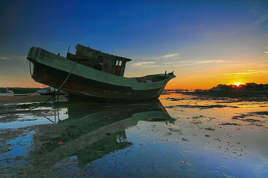 Karam by Denny Iswanto - Transportation Boats
