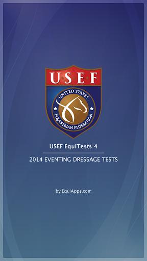 USEF EquiTests 4 - Eventing