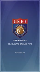 USEF EquiTests 4 - Eventing- screenshot thumbnail
