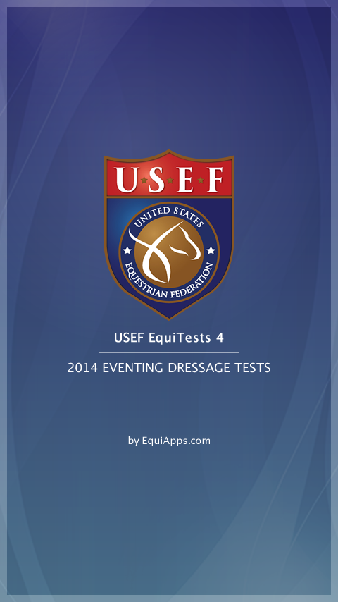 USEF EquiTests 4 - Eventing- screenshot