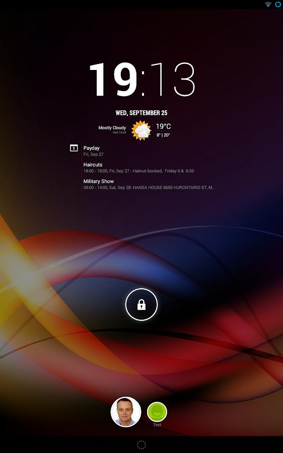 Chronus Pro Home and Lock widget v3.2.1 Apk Full App