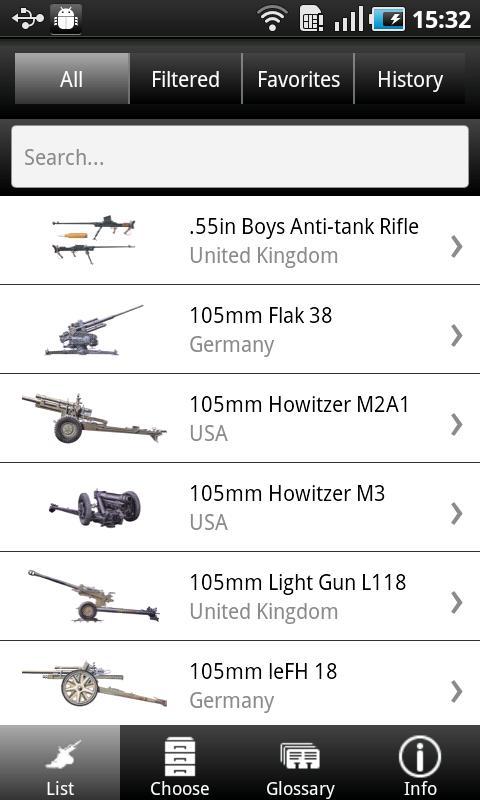 Twentieth-Century Artillery- screenshot