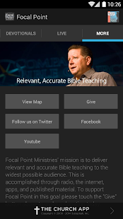 Focal Point Radio Ministries - screenshot thumbnail