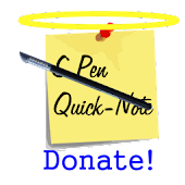 Quick-Notes (S Pen™) Donate