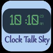 Clock Talk Sky-AdFree