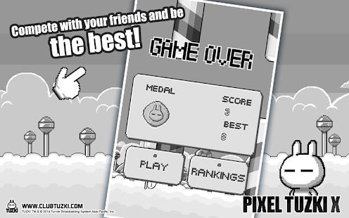 玩免費動作APP 下載Pixel Tuzki X app不用錢 硬是要APP