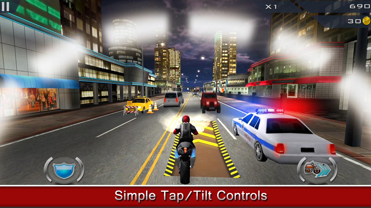 Dhoom:3 The Game - screenshot