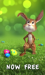Easter Bunny Live Wallpaper- screenshot thumbnail