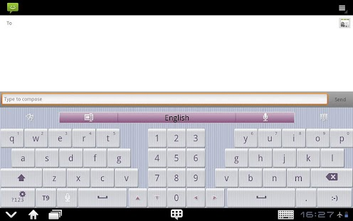 GO-Keyboard-Simple-lovePad 2