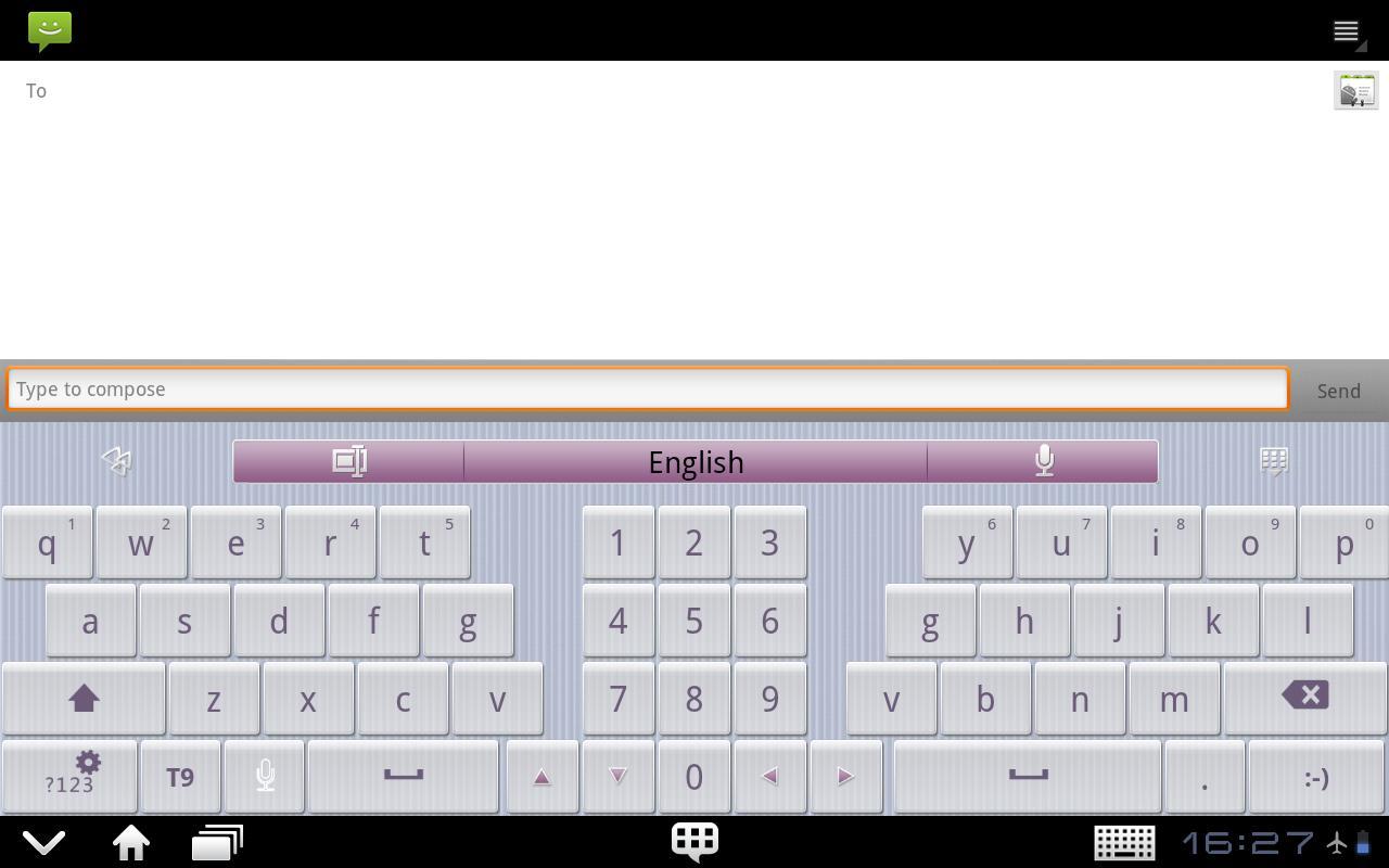 GO-Keyboard-Simple-lovePad 7