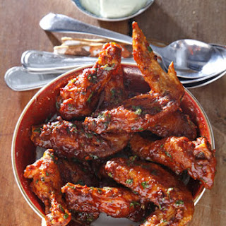 Chipotle Wings.