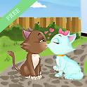 Kitty kiss icon