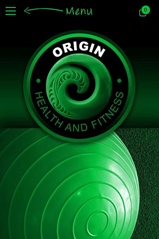 Origin Health and Fitness
