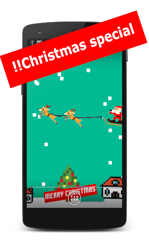 8 bit Christmas livewallpaper