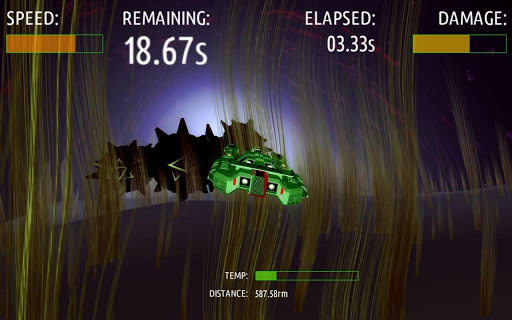 玩街機App|BloodRunner - Innerspace Racer免費|APP試玩