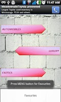 Screenshot of Autos Galleries